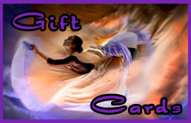 Liturgical Praise Dance Gift Cards