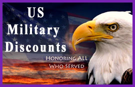 Military Discounts for Praise Dance Products
